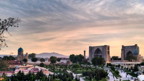 Samarkand: 10 attractions to visit!