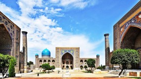 Tours in Uzbekistan - reviews and impressions