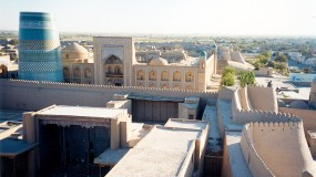 The best hotels of Khiva