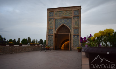 Three-day tour to Samarkand and Bukhara by train